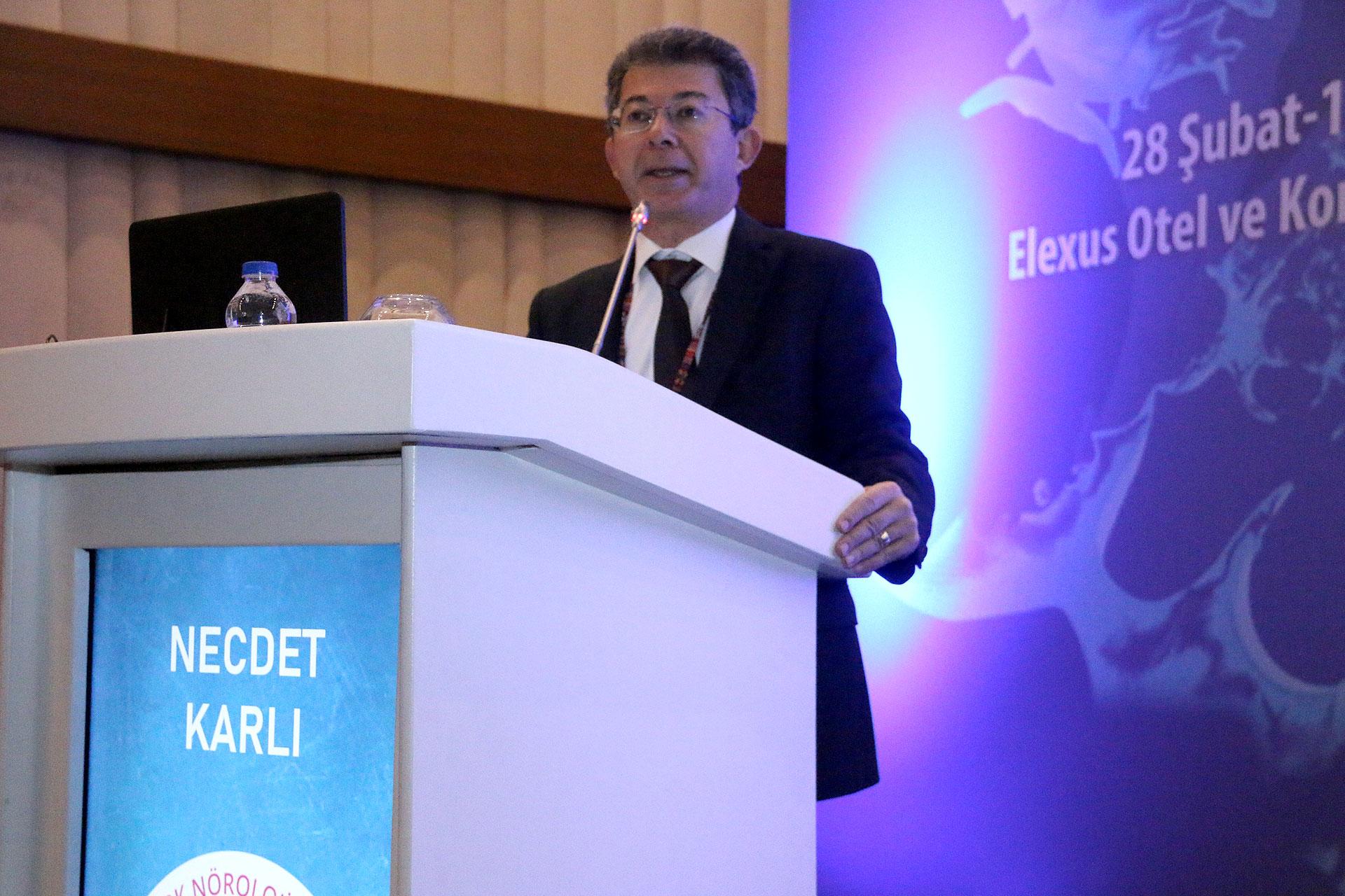 Prof. Dr. Necdet Karlı Toplantı, Seminar
